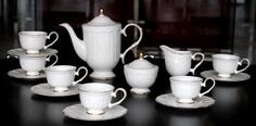 Jardine 17 Pcs  tea Set